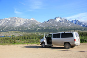 White Pass, Skagway to Carcross