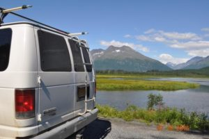 Post up wherever you'd like with Northwest Van Campers