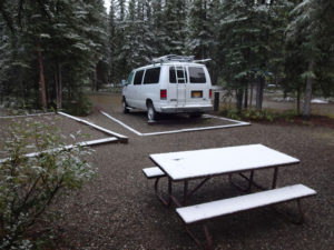 Northwest Van Campers Alaska